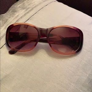 Cole Haan sunglasses with case.
